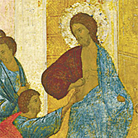 Икона «Уверение Фомы»