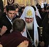 Патриарх в Святой Земле: Пасха и Рождество в ноябре