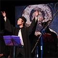 """Протопсалт из """"Логофета"""": в 18 лет Серафим Астахов создал византийский хор"""