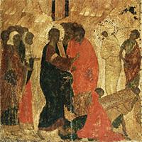 Песнопение Лазаревой субботы: «Лазаря, у тебя, смерть, Христос уже отнял»