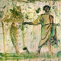 Воскрешение Лазаря: иконы победы над смертью