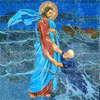 Воскресное Евангелие: зачем Христос ходил по водам?