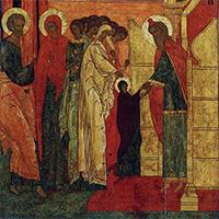 Богослужебные тексты для общего народного пения: ВВЕДЕНИЕ ВО ХРАМ Пресвятой Богородицы (3-4 декабря)