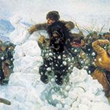 Масленица 2013: где проводят снежные битвы